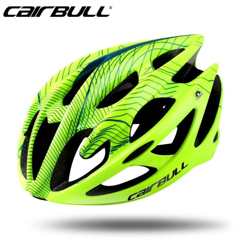 CAIRBULL Bicycle Cycling Helmet Tour de France Ultralight IN-MOLD Road Mountain 22+ Air Vents Against Shock Ciclismo MTB Bicycle Helmets