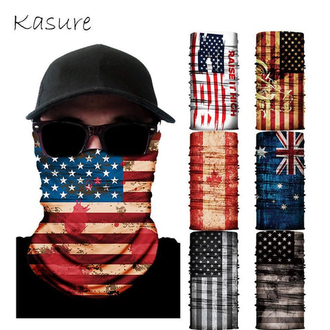 Kasure Outdoor Sport Unisex Magic Sunscreen Neck Gait Neckerchief