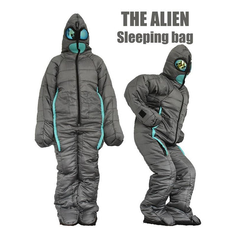 The Alien Walking Cotton Sleeping Bag