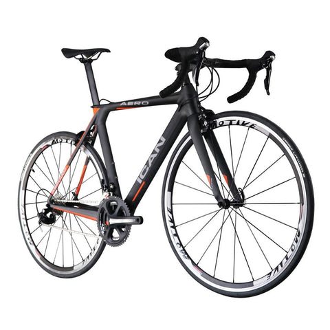 ICAN 22 speed Carbon Fiber Road Racing Bicycle Bike 700C 7.85kg