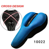 CoolChange Cycling Thick Sponge Mountain Road Bike Saddle Seat