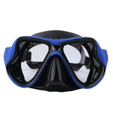 Waterproof Camera Mount Anti Fog Diving Mask Scuba Snorkel Swimming Goggles P5 Tempered Glass Silicone Strap Surfing Swim Tools | calizota