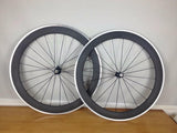 60mm T800 Carbon Road Bike V-brake Wheelset | calizota