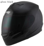 Dual Visor System Full Face DOT approved Motorcycle Helmet | calizota