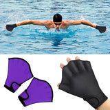 Centechia Fitness Fingerless Swimming Gloves