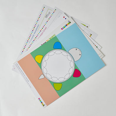A3 Poster Pack for Learners