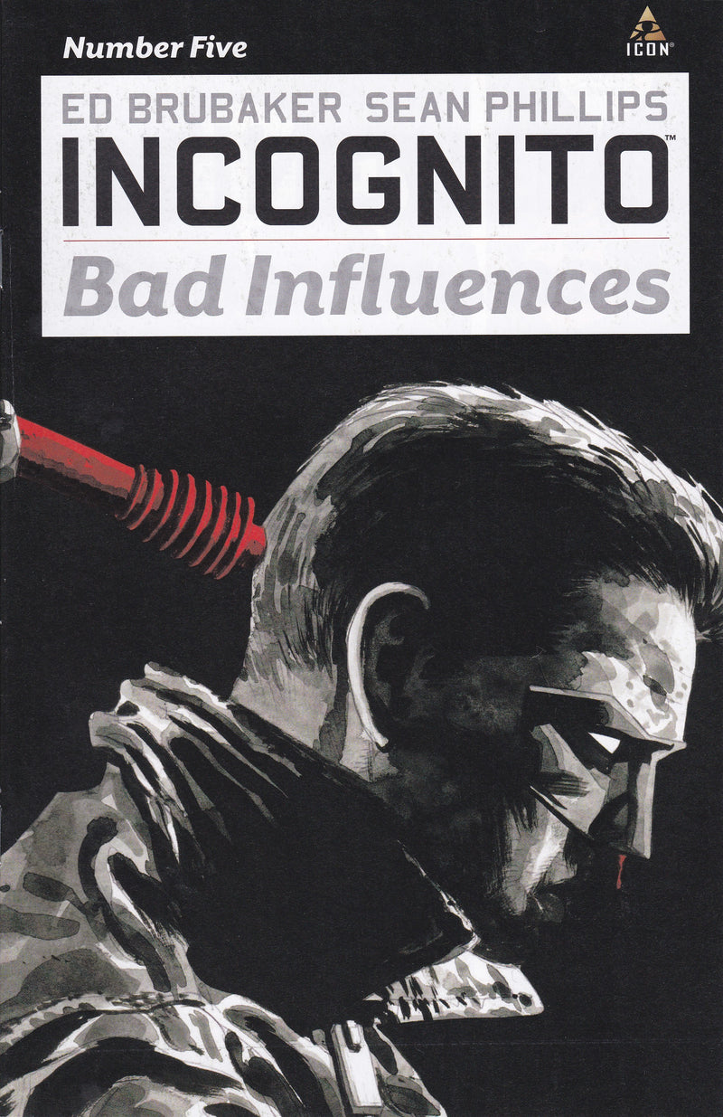 Incognito: Bad Influences #5