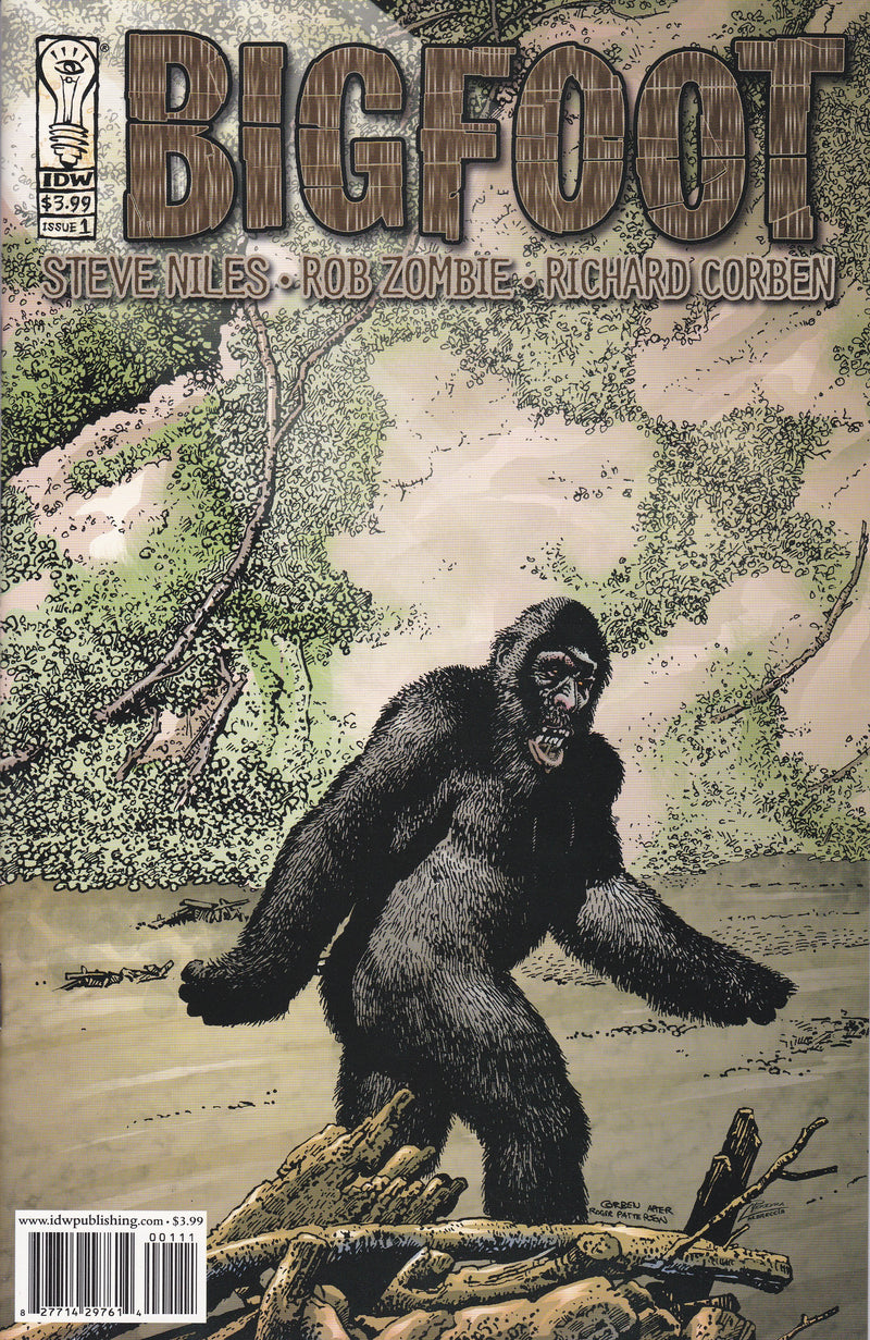 Bigfoot #1