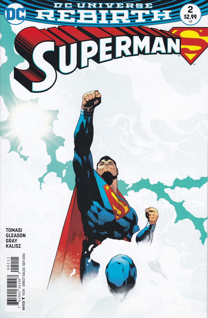 Superman #2 Vol. 4