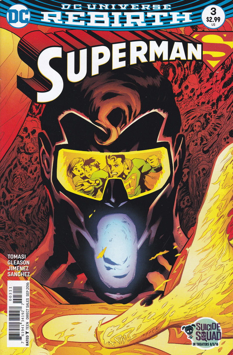 Superman #3 Vol. 4