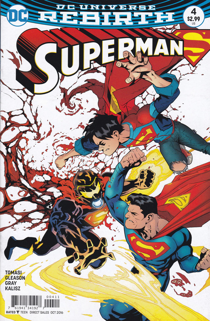 Superman #4 Vol. 4