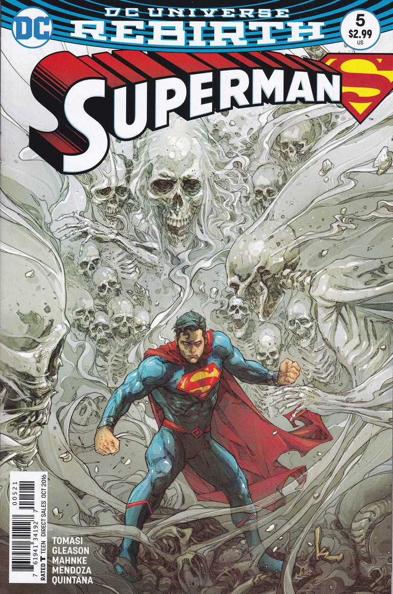 Superman #5 Vol. 4