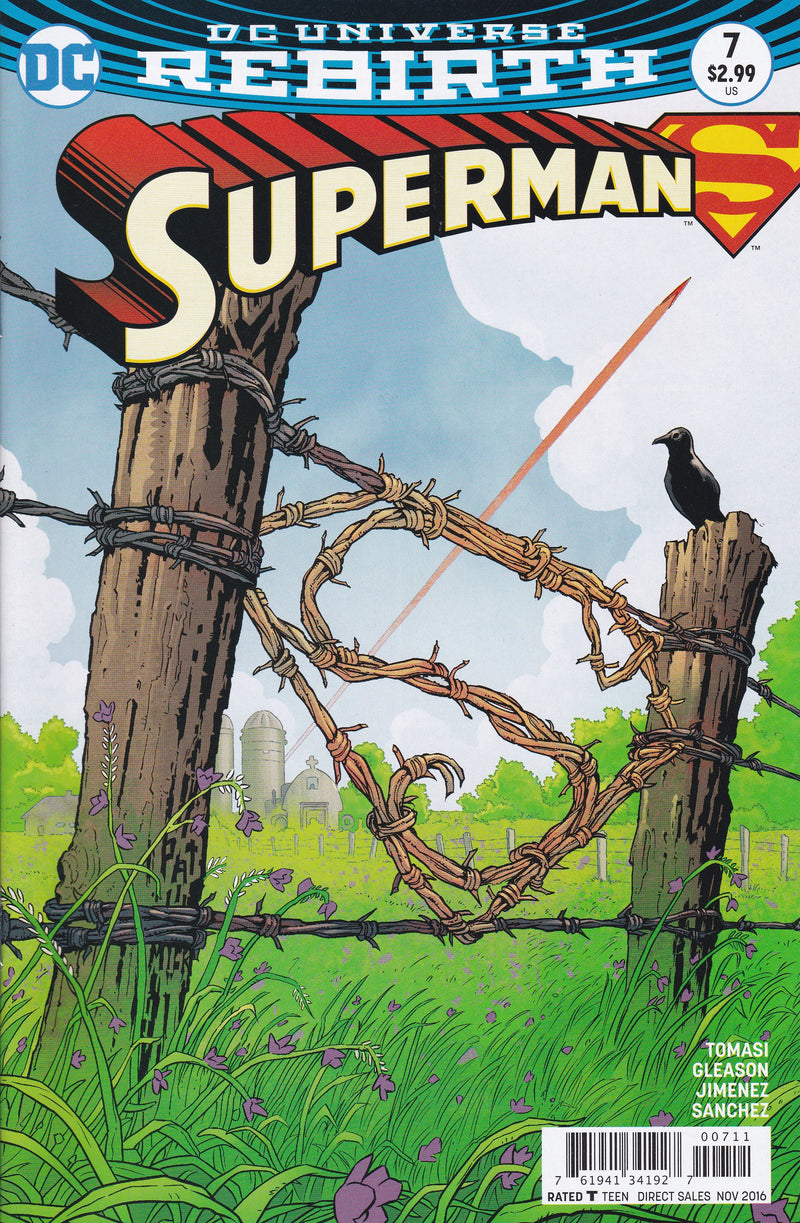 Superman #7 Vol. 4