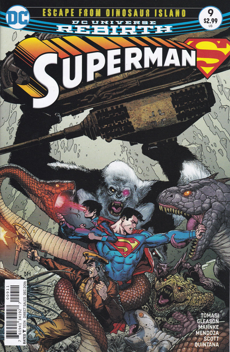 Superman #9 Vol. 4