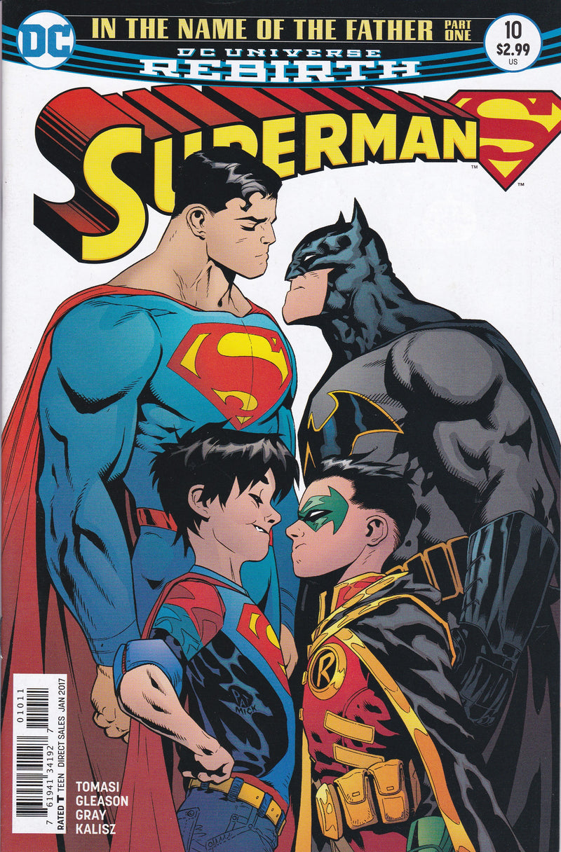 Superman #10 Vol. 4