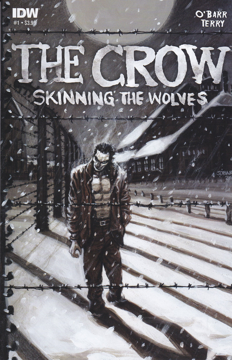 The Crow: Skinning the Wolves #1