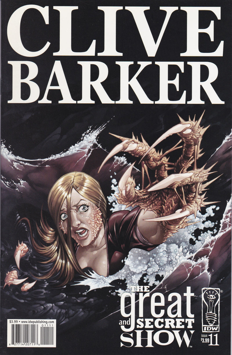 Clive Barker's The Great and Secret Show #11