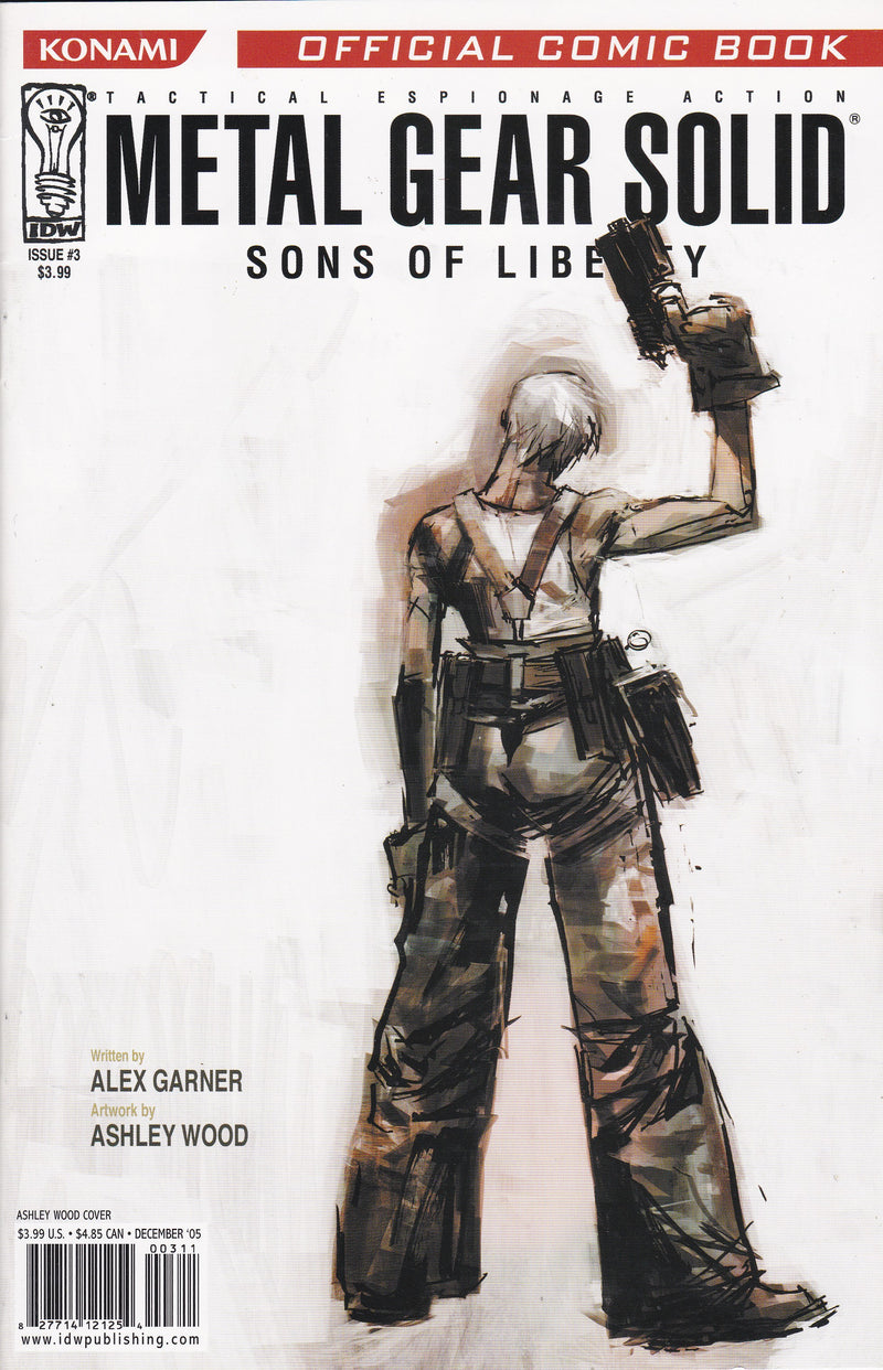 Metal Gear Solid: Sons of Liberty #3