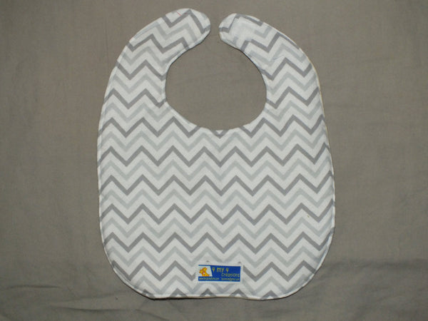 Personalized elephant bib