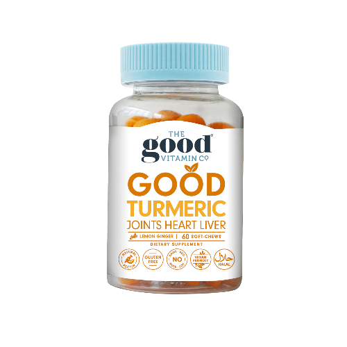 Good Turmeric Gummies 60's