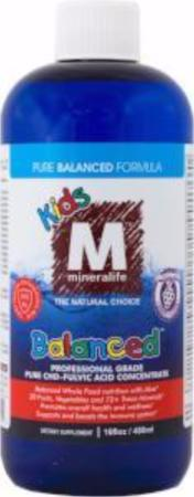 Balanced Kids Liquid Mineral 480ml