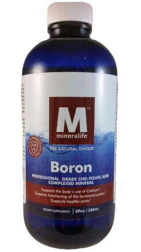 Boron Liquid Mineral 240ml