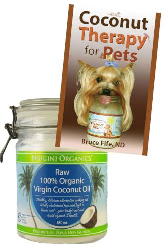 Coconut Pet Therapy Pack