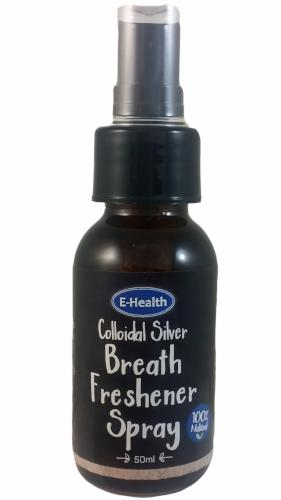 Colloidal Silver Breath Freshener Spray 50ml