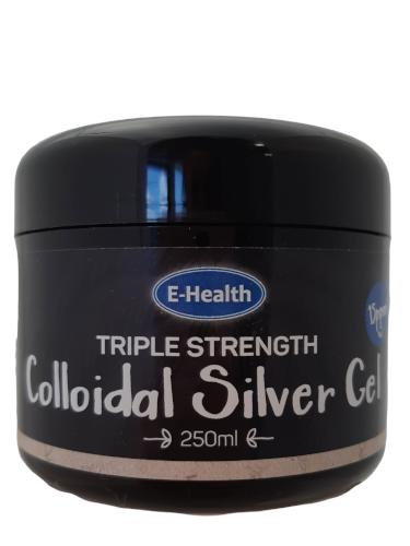 Colloidal Silver Gel 250ml