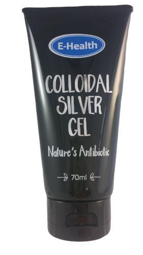 Special Colloidal Silver Gel 70ml