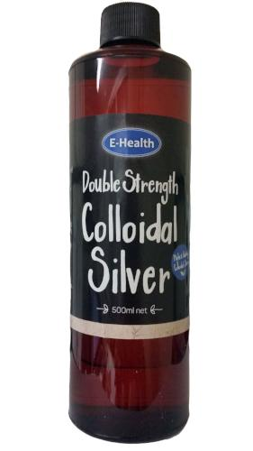 Double Strength Colloidal Silver 500ml