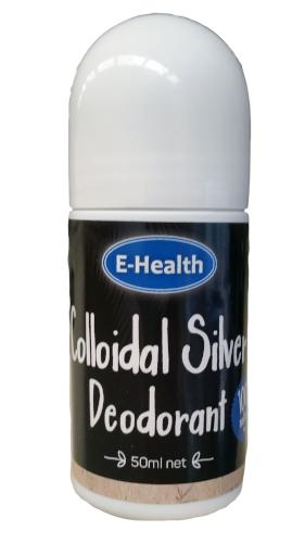 Colloidal Silver Deodorant 50ml
