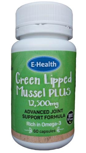 Green Lipped Mussel PLUS
