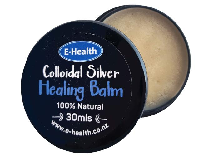 Colloidal Silver Healing Balm 30ml
