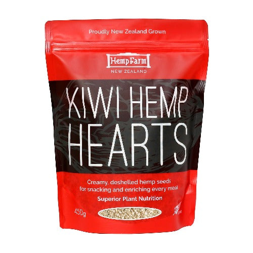 Pure Hemp Hearts 450g