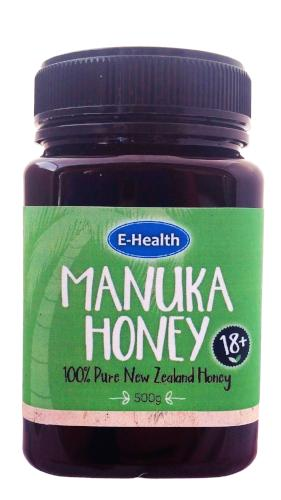 Manuka Honey 18plus 500g