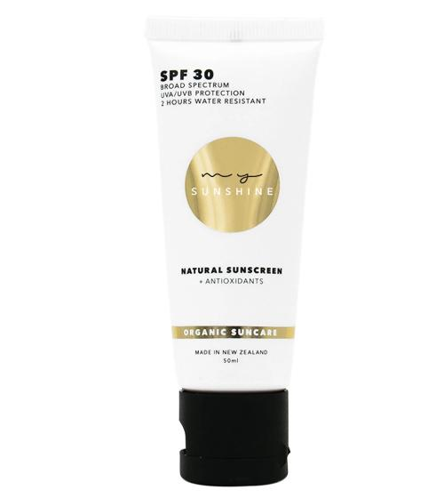 My Sunshine Natural Sunscreen SPF30