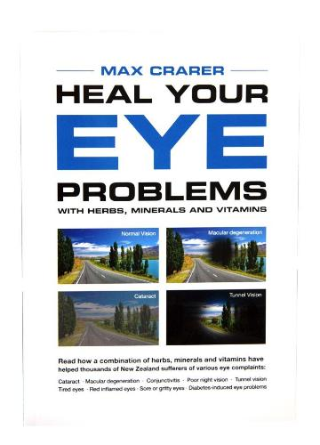 Healing and Reversing Eye Problems