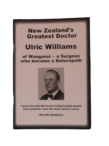 NZ's Greatest Doctor - Ulric Williams