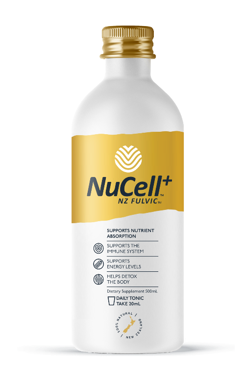 NuCell Fulvic Acid Liquid 500ml