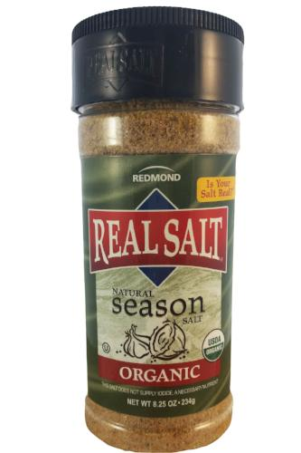 RealSalt Organic Seasoned 234g
