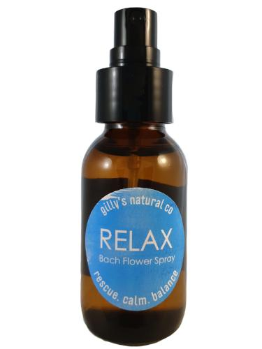 Relax Bach Flower Spray 50ml