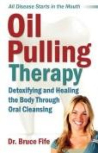 Oil Pulling Therapy Book