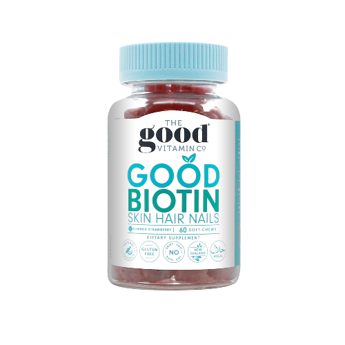 Good Biotin Adult Gummies 60's