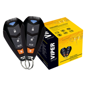 Viper Entry Level 1-Way Security and Remote Start System INSTALLED