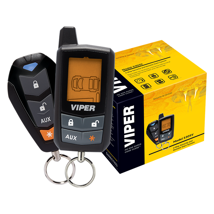 Viper Entry Level LCD 2-Way Security and Remote Start System INSTALLED