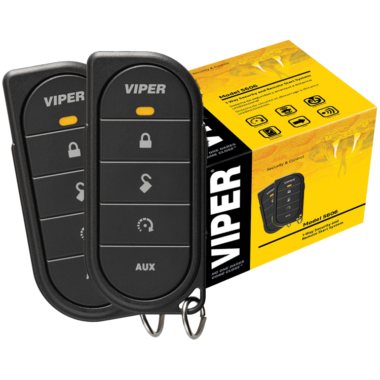 Viper Value 1-Way Security + Remote Start System INSTALLED