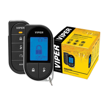 Viper LCD 2-Way Security + Remote Start System INSTALLED