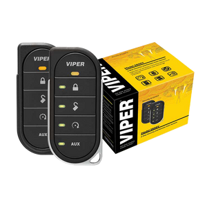 Viper LED 2-Way Security + Remote Start System INSTALLED