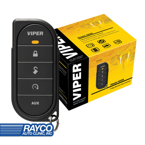 Viper Value 1-Way (Manual Transmission Remote Start System) INSTALLED